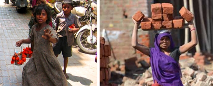 beggars or labourers
